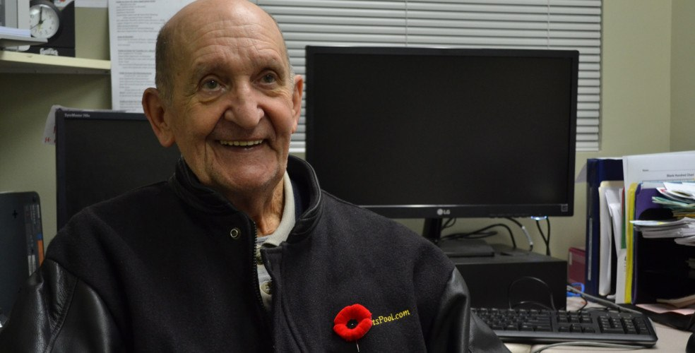 Interview with a veteran: George Frederick