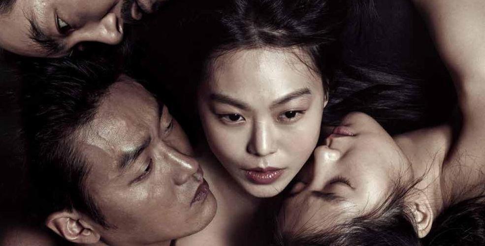아가씨 the handmaiden kim min hee kim tae ri lesbian sex scene - 2 3
