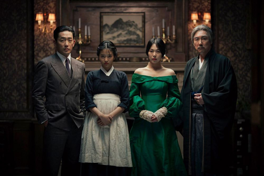 Movie Review The Handmaiden