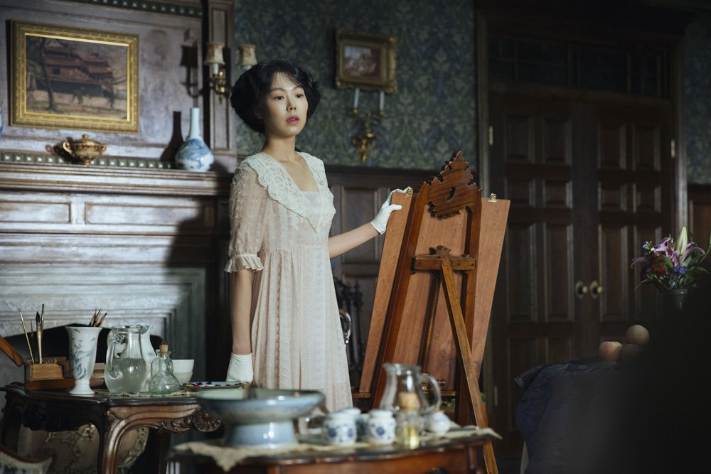 Chan-wook Park's The Handmaiden - Movie Review by Dan Nicholls - Daily Hive
