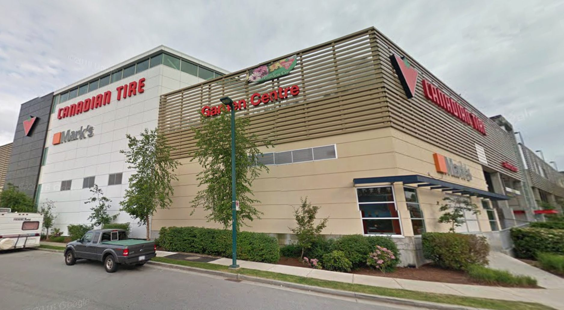 Canadian tire near rupert st and grandview highway vancouver google maps