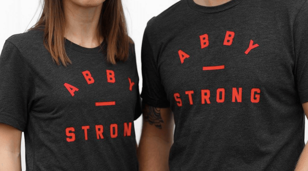 'Abby Strong' campaign brings community together after tragic school stabbing