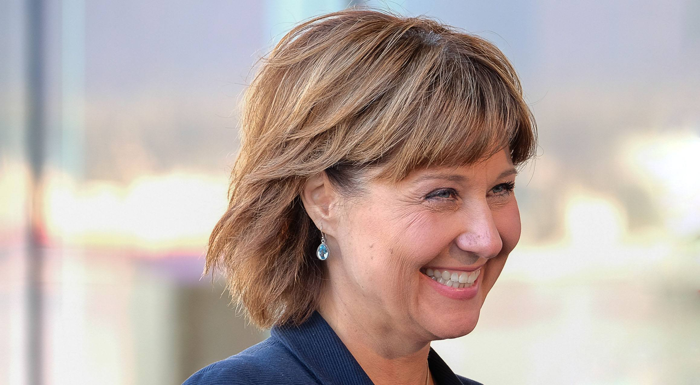 BC Premier Christy Clark to receive award at Buckingham Palace on Tuesday