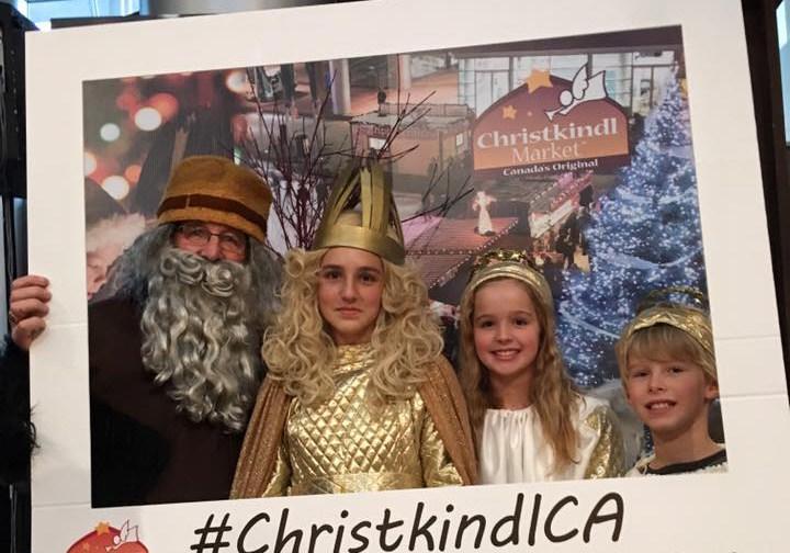 Christkindl Market Kitchener