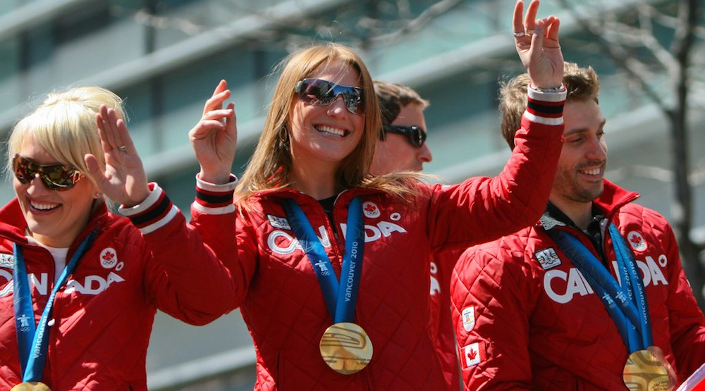 Heather Moyse to become 1st Canadian woman inducted into World Rugby Hall of Fame