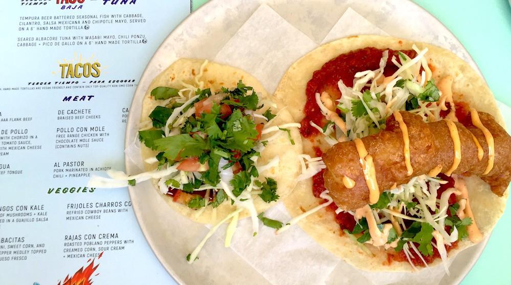La taqueria vancouver fish tacos