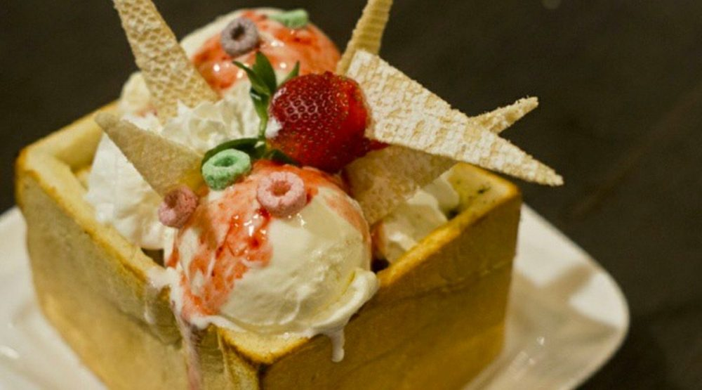 Where to get honey toast in Metro Vancouver
