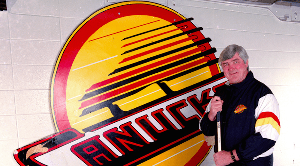 Pat Quinn officially inducted into Hockey Hall of Fame