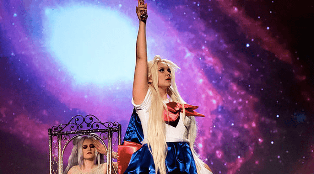 Moonage Kingdom presents a Sailor Moon burlesque at the Rio Theatre