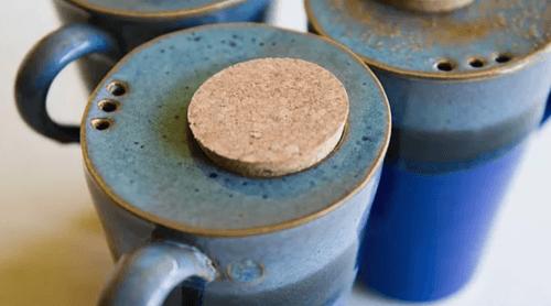 Meghan McCrone pottery/ (Versatile Gallery)