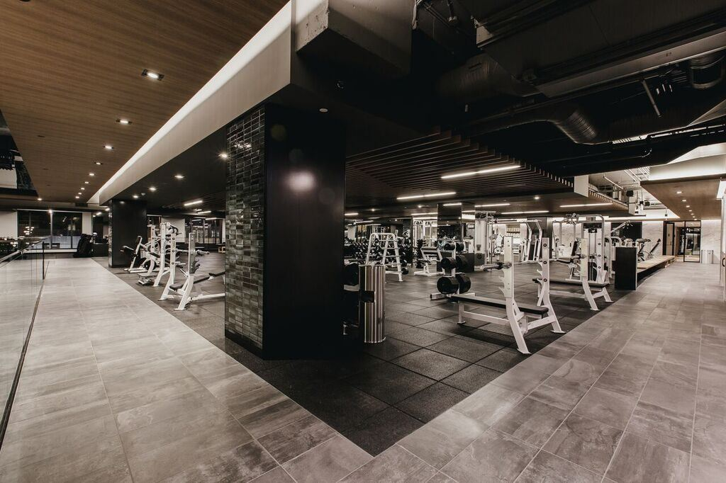 Deals equinox gym