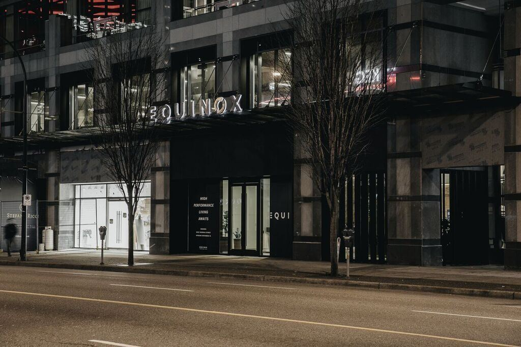 Inside the swanky new Equinox Vancouver fitness club (PHOTOS
