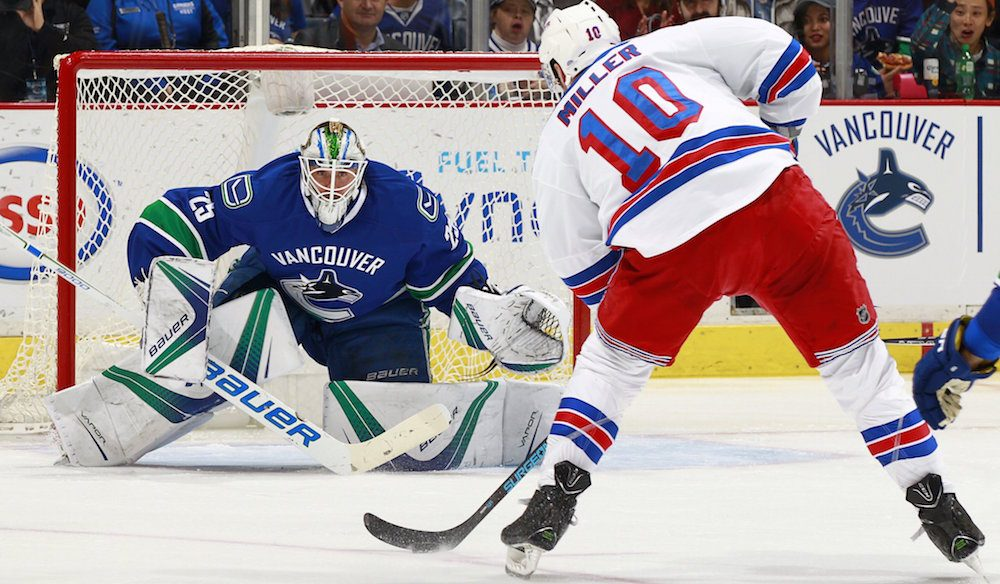 SixPack: Rangers outclass and outscore Canucks