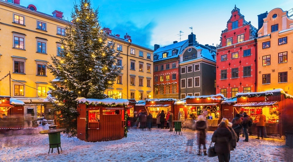There's a Swedish Christmas Fair happening this weekend in Toronto
