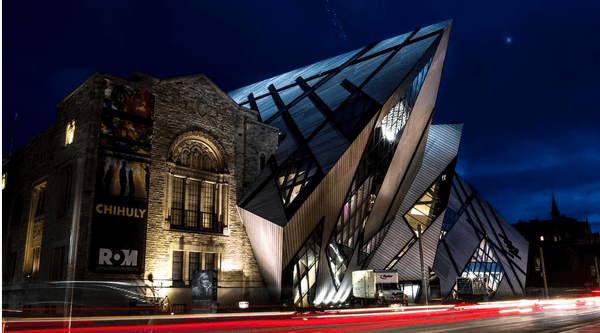 The Royal Ontario Museum is throwing its first ever NYE party