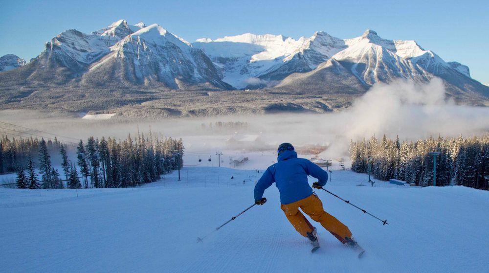 Lake louise ski fb