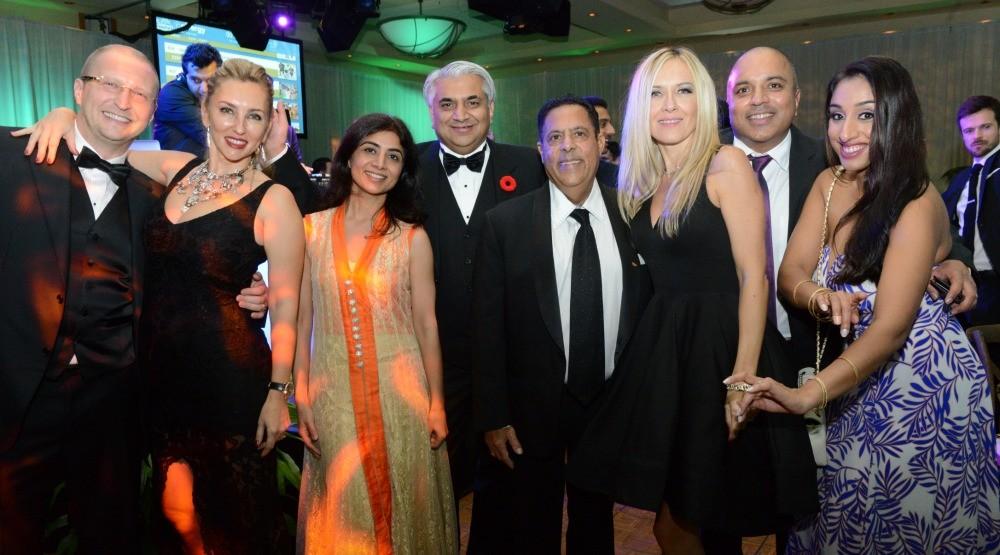 Gala raises more than $483,000 for the BC Children's Hospital