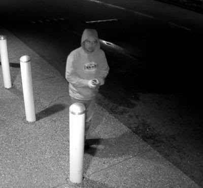 Tech Services robbery suspect/ Langley RCMP