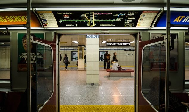 Canadian woman's positive Facebook post about subway experience goes viral