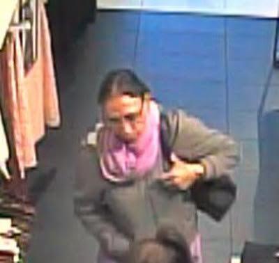 RW&CO Robbery suspect/ Langley RCMP