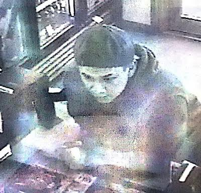 Safeway counterfeit currency suspect/ Langley RCMP