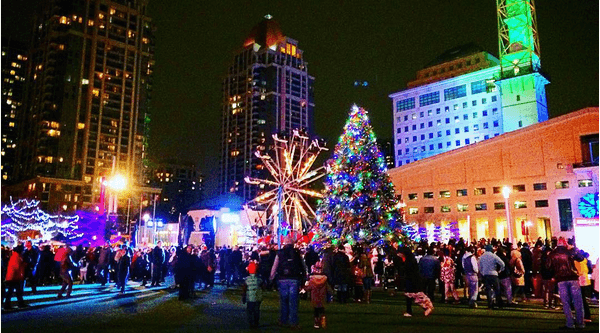 Mississauga gets its own Holiday Street Market and it's FREE