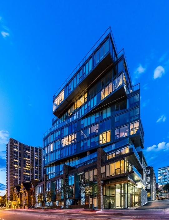 Core Architects 12 degrees Toronto