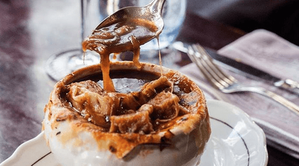Onion soup toronto