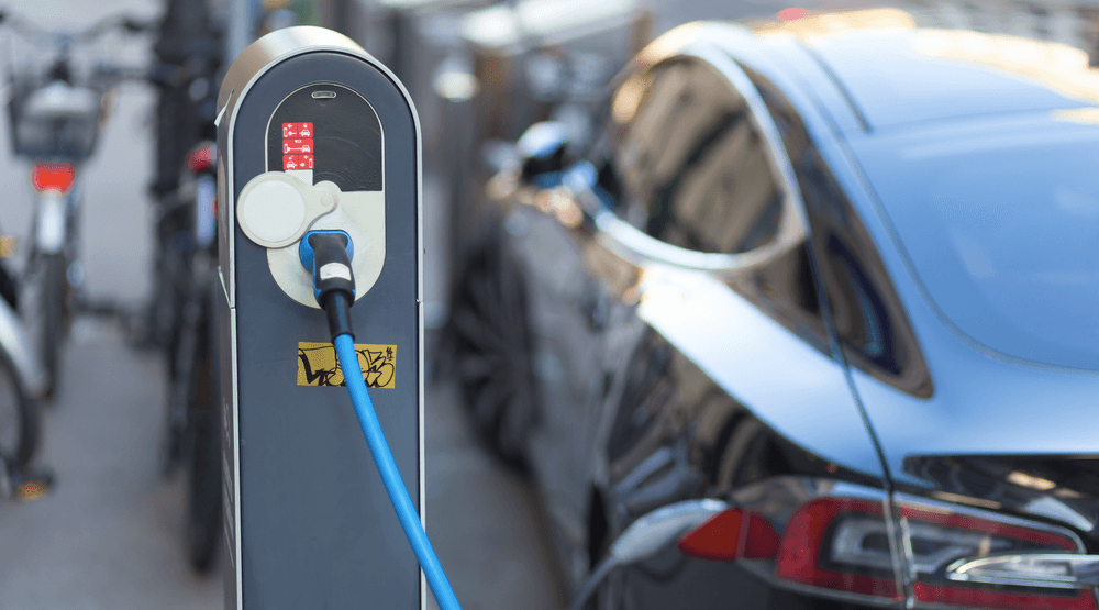 More electric car charging stations proposed for Vancouver's parks and community centres
