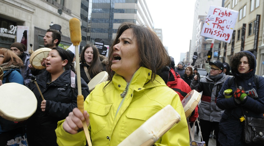 Opinion: There is no justice for aboriginal women in this country