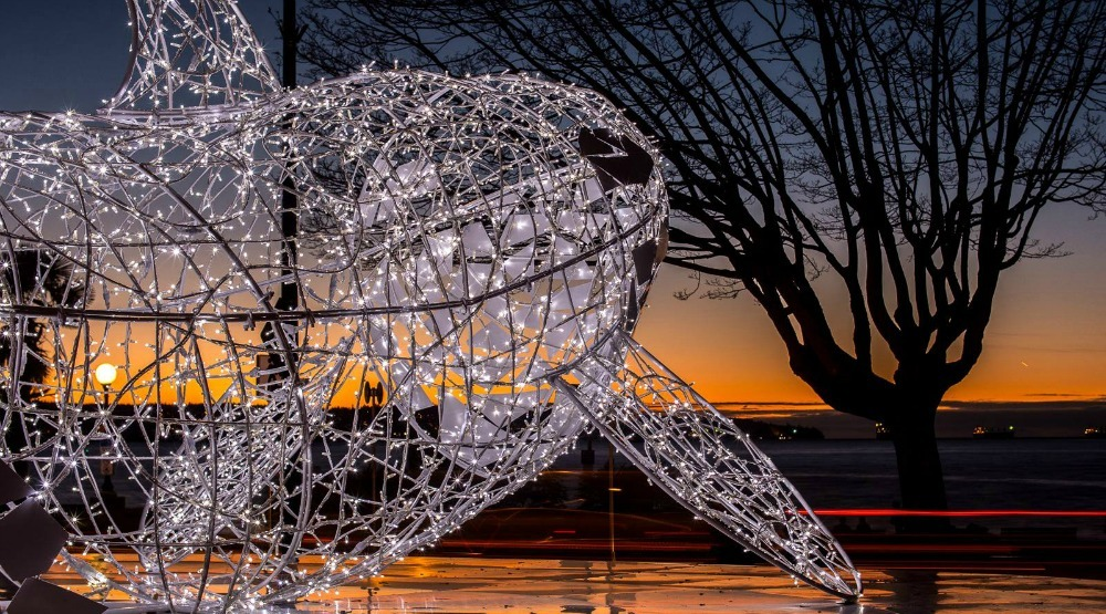 This year's Lumiere to light up Vancouver's West End