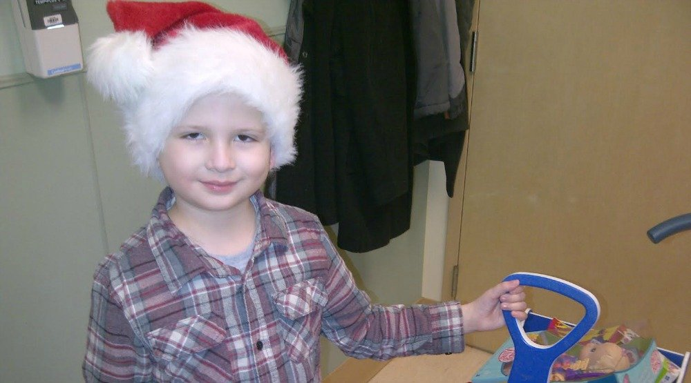 Here's two small things you can do to help families affected by childhood cancer in a big way