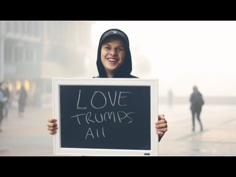 Timo sargent canadas message to americans scared of donald trump spoken word