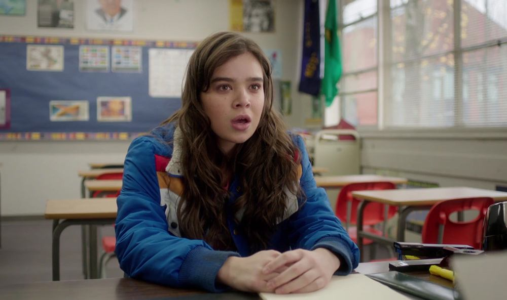 Movie Review The Edge of Seventeen