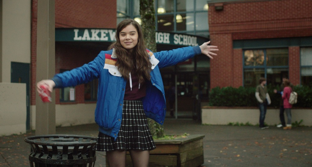 Edge of Seventeen Daily Hive Film Review Dan Nicholls Hailee Steinfeld