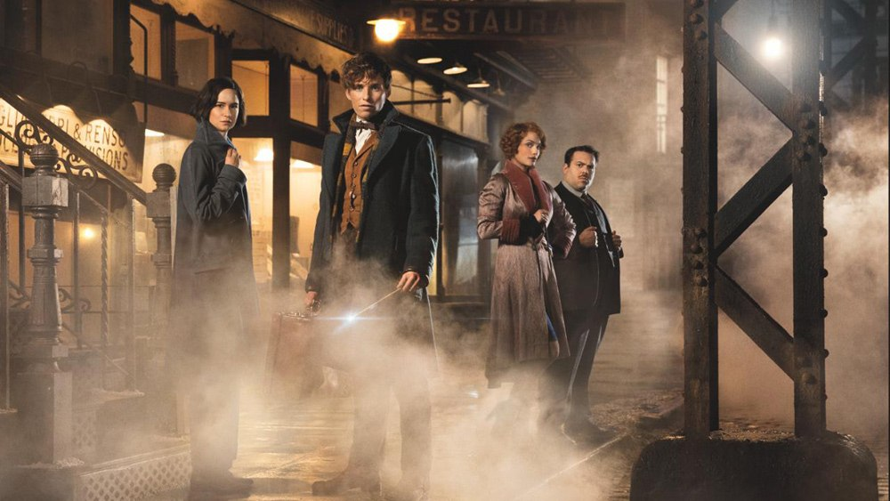 Movie Review Fantastic Beasts and Where to Find Them