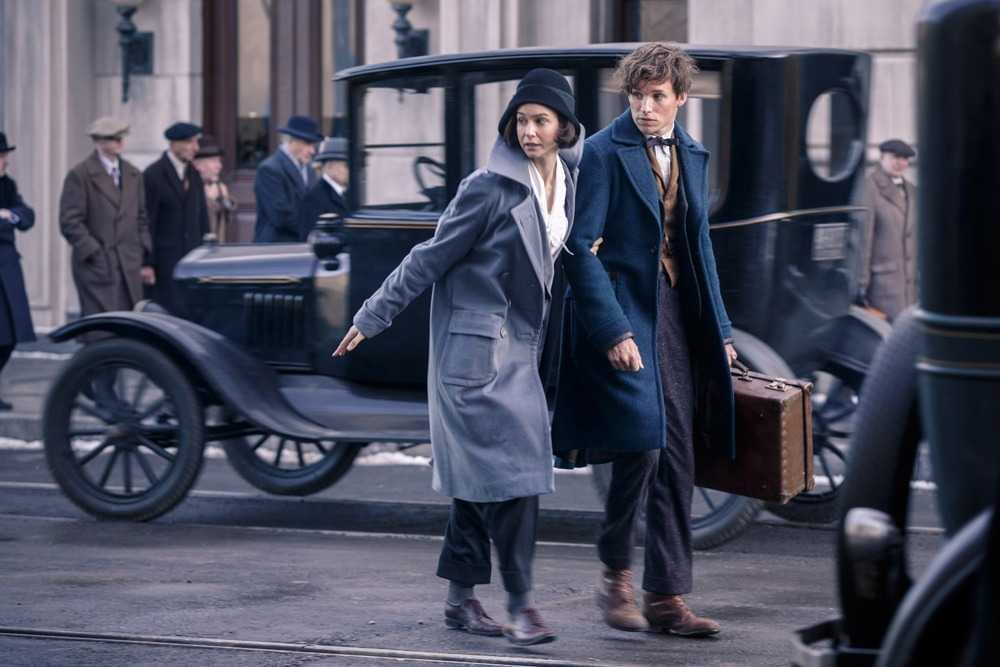 Film Review Fantastic Beasts and Where to Find Them