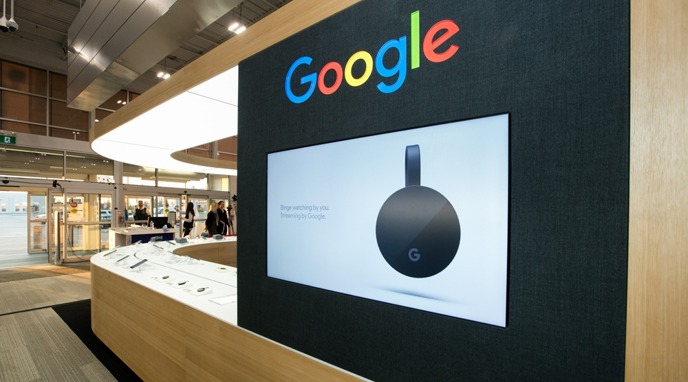 Google opened 4 new stores - and they're not online