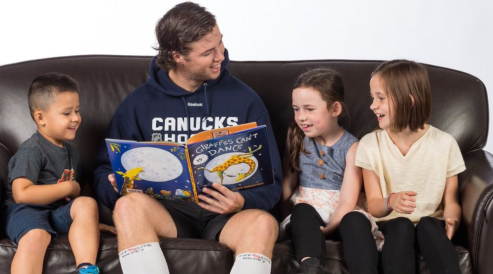 In Canucks Nation, everybody loves Ben Hutton