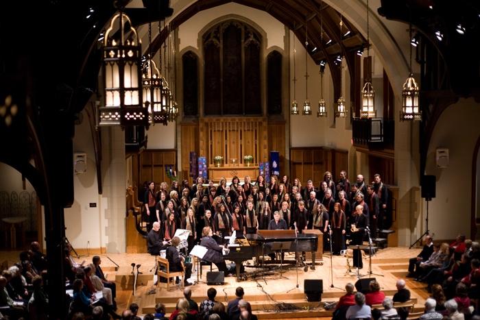 Good Noise Vancouver Gospel Choir