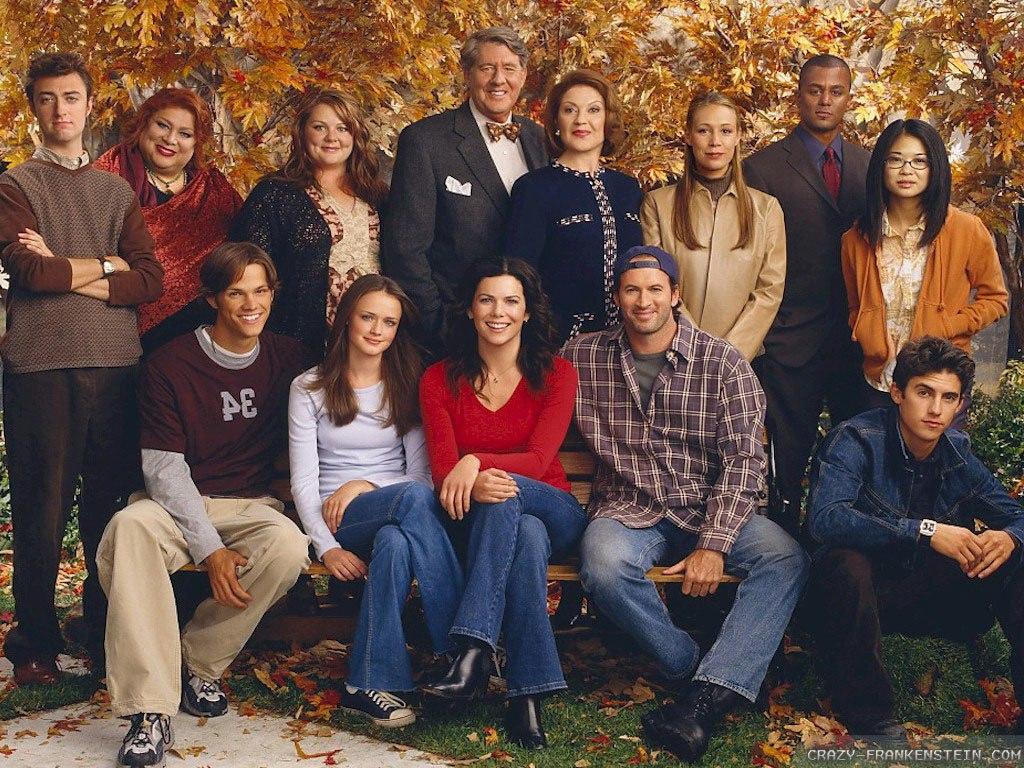 Gilmore girls cast warner bros. television