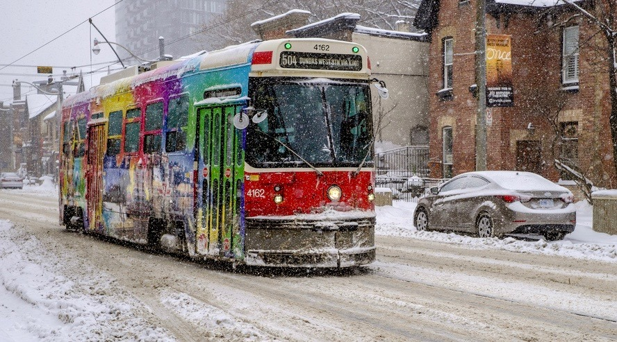 Environment Canada issues weather alert for City of Toronto
