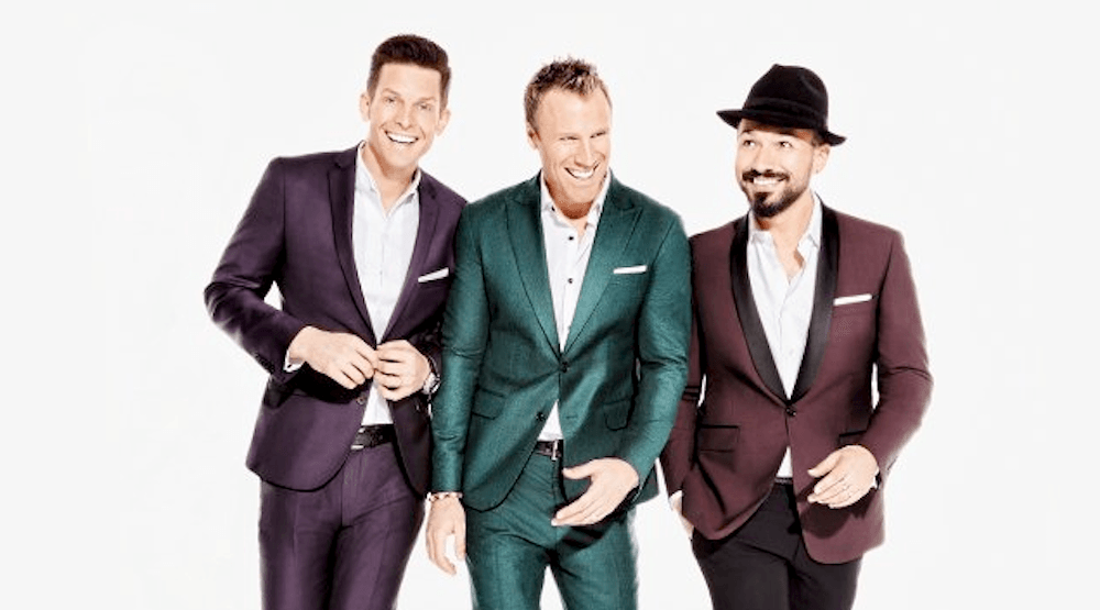 The Tenors get another shot at Canadian anthem at Grey Cup
