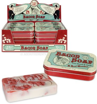 bacon-soap