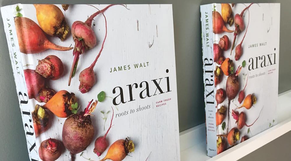 Araxi cookbook