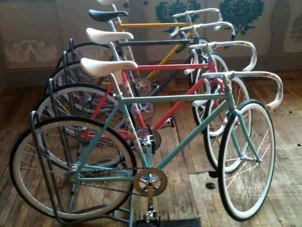 Bikes on robsonfacebook