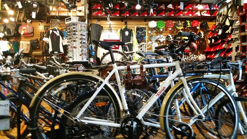 31 Best Bike Shops In Vancouver Etcetera