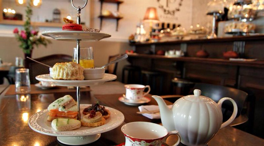 You can now get vegan high tea in Montreal