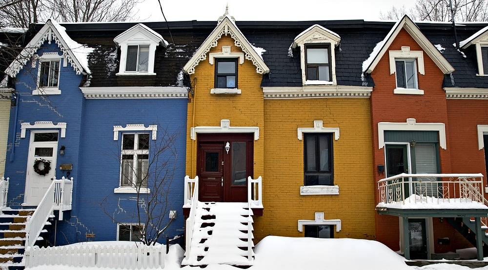 29 beautiful photos of Montreal's first snowfall