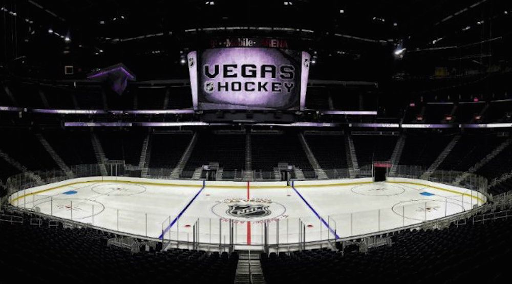 Las Vegas' NHL expansion team will reveal its name/logo today